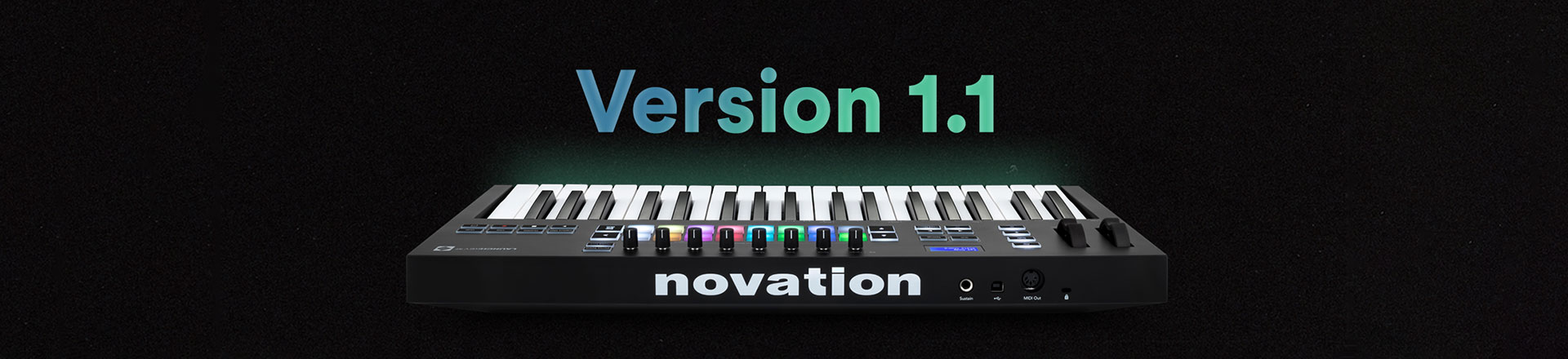 Tryb strunowy dla Novation Launchkey MK3 i Launchkey Mini MK3!