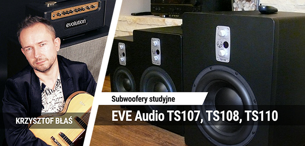 TEST: EVE Audio TS107, TS108 & TS110