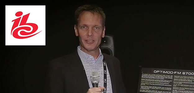 IBC'17: Orban i Optimod-FM 8700i [VIDEO]