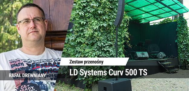 TEST: LD Systems Curv 500 TS