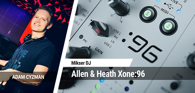TEST: Allen & Heath Xone:96
