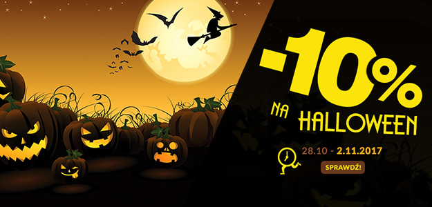 Lighting Center: Rusza Halloweenowa promocja z rabatem -10%