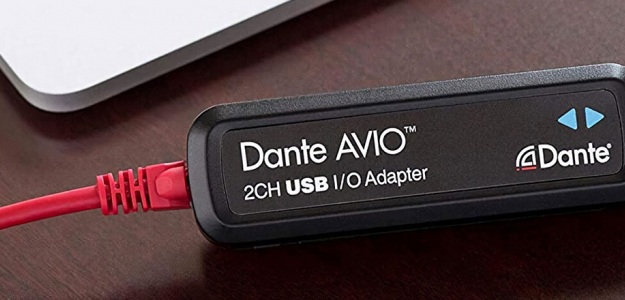 Dante Avio USB-C i Bluetooth - Nowe adaptery od Audinate