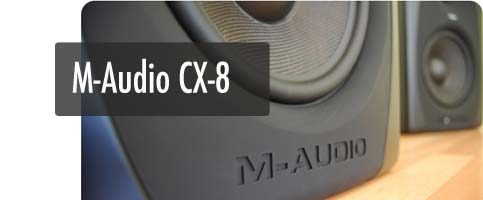 M-Audio CX-8