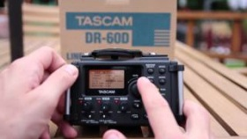 Tascam DR-60D Review