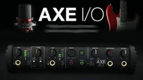 AXE I/O - Advanced Guitar/Bass Tone Shaping Instrument Input