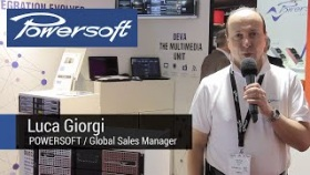 Powersoft Ottocanali DSP+D & X Series (ISE2015)