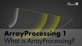 ArrayProcessing tutorial 1 What is ArrayProcessing?