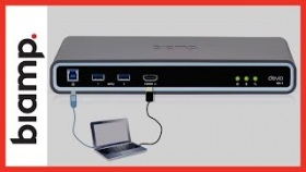 Video Conferencing Equipment - Devio Use Cases - Biamp
