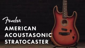 Inside The American Acoustasonic Stratocaster | Fender