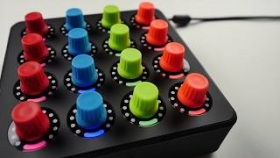 MidI Fighter Twister: These are NOT your average knobs