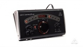 XENYX CONTROL2USB High-End Studio Control and Communication Center