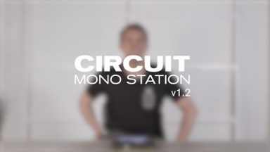 Novation // Circuit Mono Station v1.2 - Overview
