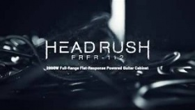 Headrush FRFR-112 - 2000 WATT Full Range-Flat Response Powered Guitar Cabinet