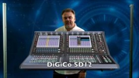 DiGiCo SD12 Vulcan Project.pl