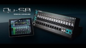 Allen & Heath Qu-SB Remotely Controlled Digital Mixer