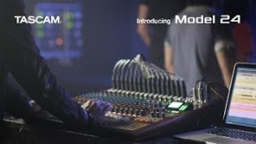 TASCAM Model 24 - The Multi-Track Live Recording Console