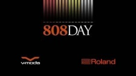 V-MODA and Roland Join Forces - #808Day Unleashed