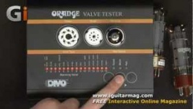 Orange Debuts Revolutionary DIVO VT1000 Tube Tester at NAMM 2013 - Watch our Review