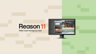 Reason Rack Plugin - in Reason 11