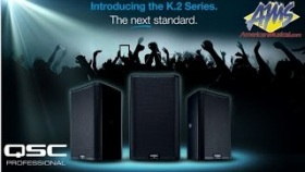 The New QSC K.2 Series Loudspeakers- The New and Improved K Series