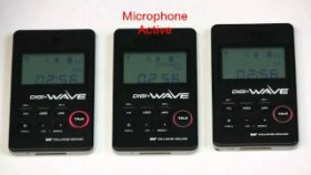 Williams Sound Digi-Wave Basic Functions - Two Way Mode
