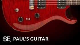 PRS poszerza serię SE o model Paul's Guitar