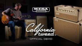 Nowość od Mesa Boogie - California Tweed 6V6 4:Forty