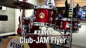 TAMA Club-JAM Flyer Kit